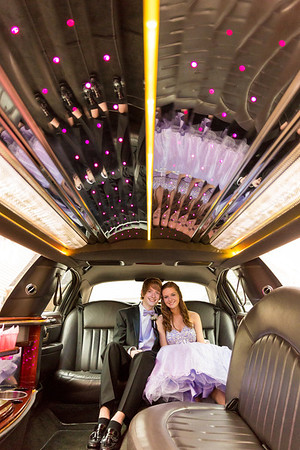 Peyton and Megan's Prom
