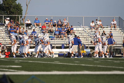 Simon Kenton vs Collins 8/23/13