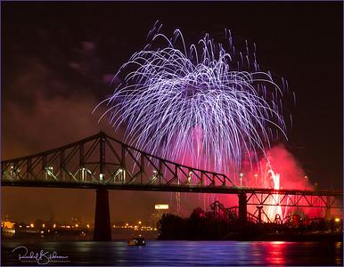 Fireworks - England 2017