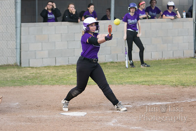 CCS HS Softball vs. Norman North, March 29