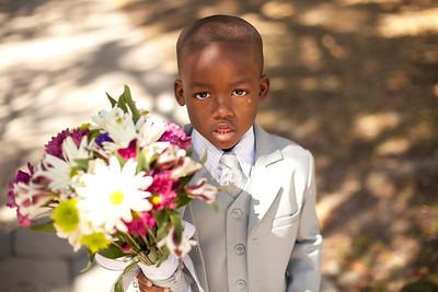 Oriana Tate Wedding