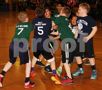 2014 Ellington Recreation Tournament