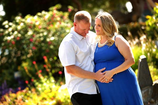 Diana & Dan Maternity @ Carlsbad