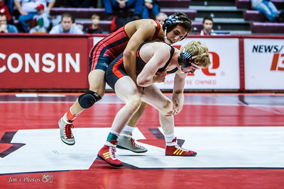 UW Sports - Wrestling - Jan 08, 2016