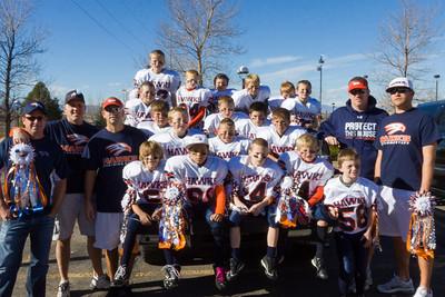 Miller/Hawks Football (2012)