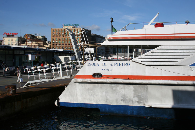 2010 - HSC ISOLA DI S.PIETRO in Napoli.