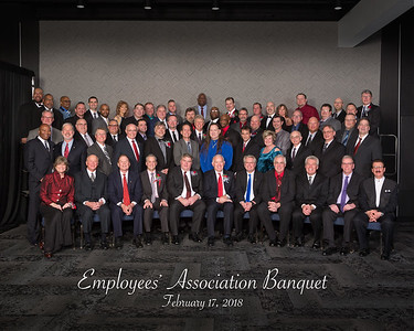 2018 Employees Association Banquet