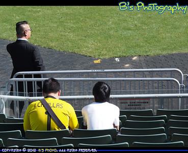 20120729 - Kitchee vs Arsenal