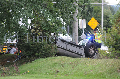 Accident on S. Trooper Road in West Norriton