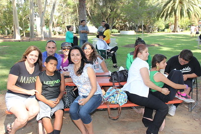 09-07-2014 MINISTER'S APPRECIATION PICNIC