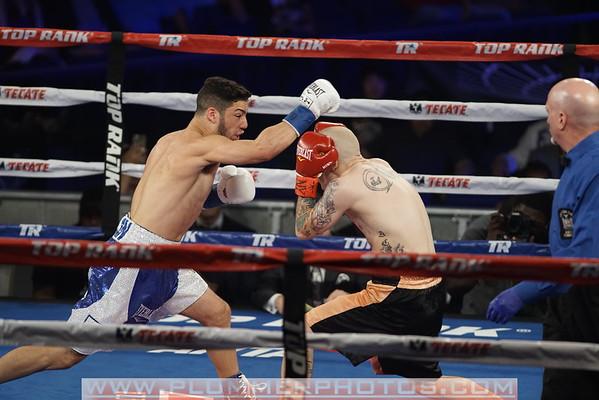 Julian Rodriguez vs. Adam Mate