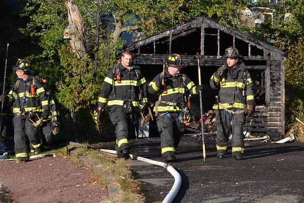 10/12/14 - Bergenfield, NJ - 2nd Alarm