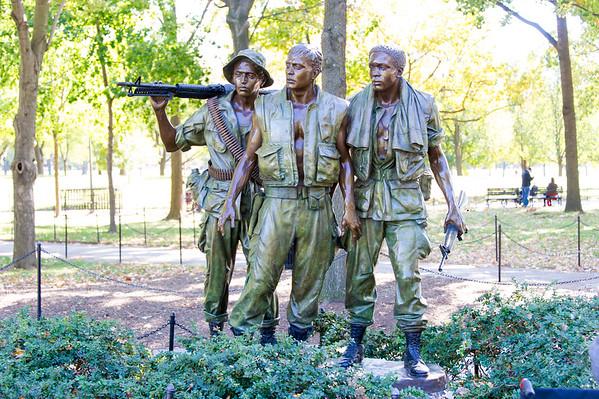 7. Korean War Memorial