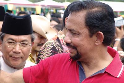 58. Geburtstag des Sultans von Brunei