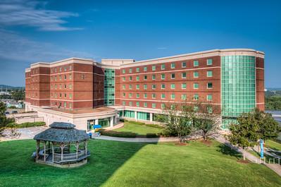 TSU - Wilma Rudolph Residence Hall