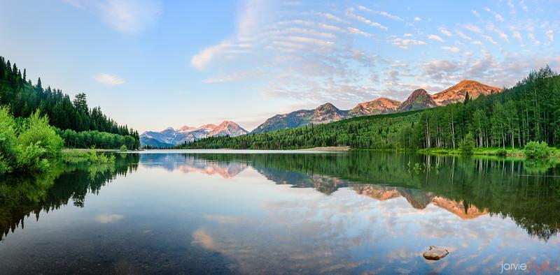 Silver Lake Flat Reservoir