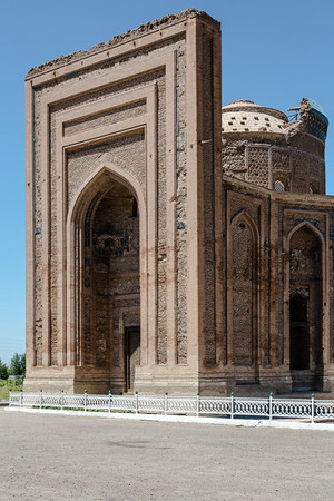 Kunya Urgench and Turabek Hanym Mausoleum - Turkmenistan