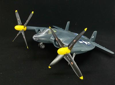 XF5U-1 Flying Pancake