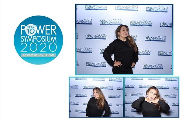 Power Symposium 2020 - Reception