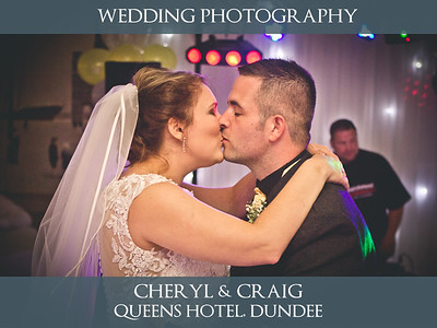 Cheryl & Craig - Queens Hotel Dundee - Wedding Photography