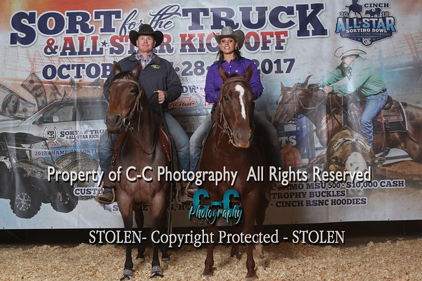 Winners Award SortForTheTruck10/17 Wichita  Falls TX