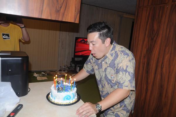 Tony Birthday 2012