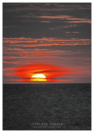 Sunsets of the World