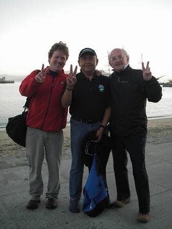 2008 Alcatraz Swim with the Centurions