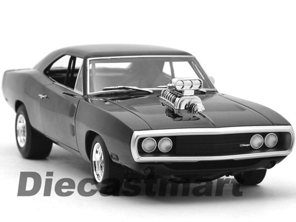 Movie - 1970 - Dodge Charger (Fast and Furious)
