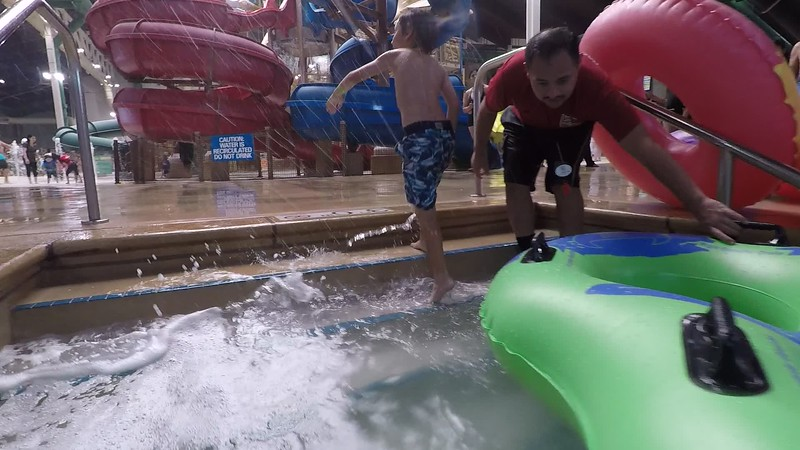 Great Wolf Lodge Summer 2019