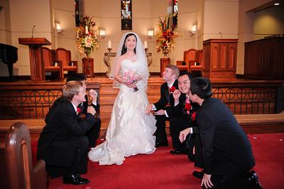 Rachel & Yan's Wedding For Guest