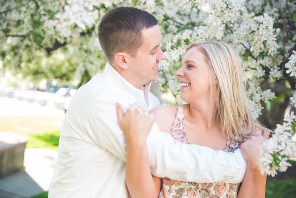 Brandon & Brittany   Engagement