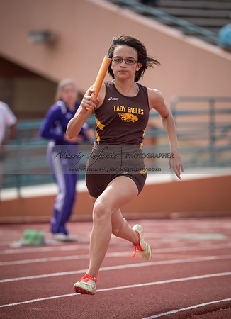 High School Track and Field 2014