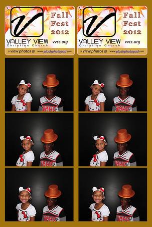 Valley View Church Fall Fest