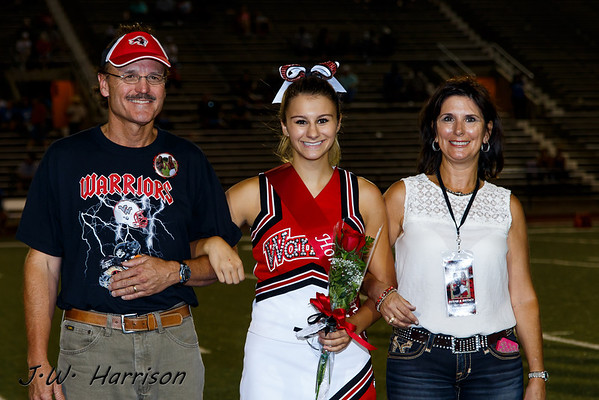 2013 - Homecoming Court