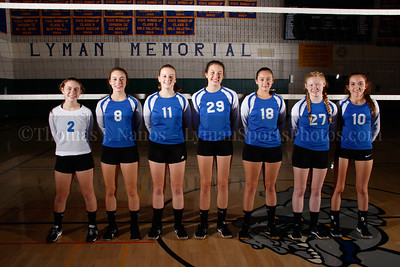 2016 LMHS Volleyball Team Pictures