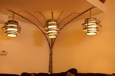 Artsy Lamp