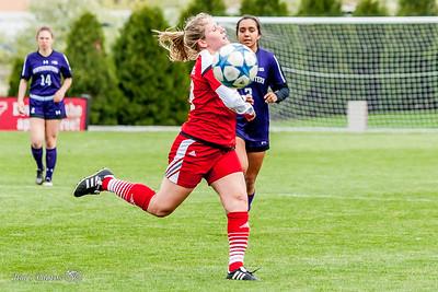 UW Sports - Women's Soccer - May 01, 2016