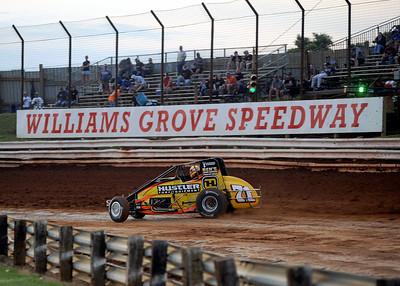 USAC Silver Crown - Williams Grove - 6/18/21 - Lee Greenawalt