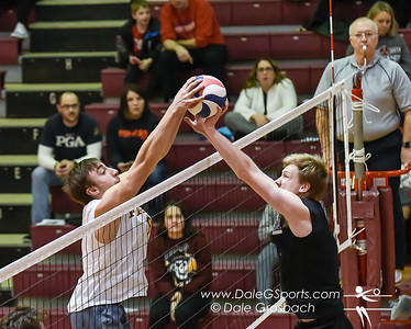 Park Men's Volleyball vs. Morningside