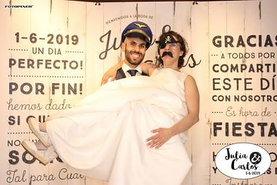 Julia & Carlos 01.06.2019 Gran Hotel, Albacete