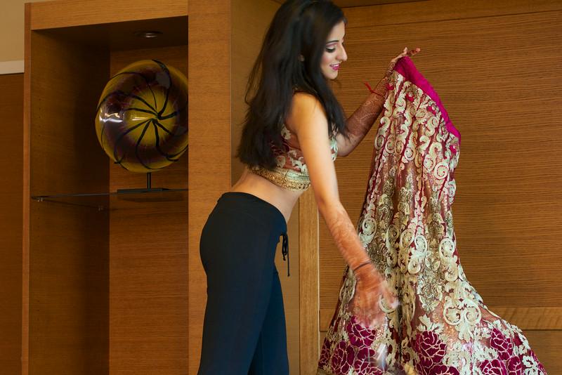 Le Cape Weddings - Indian Wedding - Day 4 - Megan and Karthik Getting Ready II 22.jpg