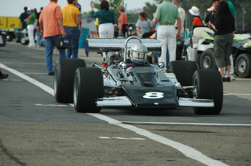 Mike Knittel / 1970 Chinook Formula 5000