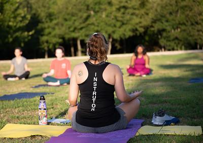 Sunset Yoga Fall 2020