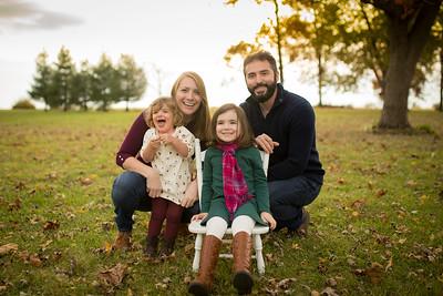 Romine Family 10.30.15