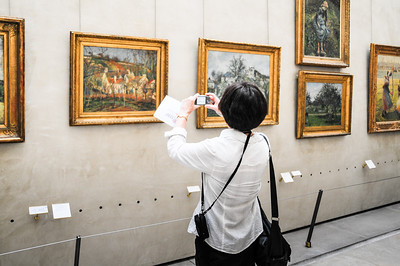 Gallery Viewing