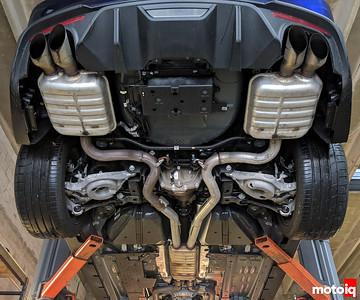 Borla Exhaust 2018 Mustang GT