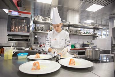 Koch/Köchin EFZ - Cuisinier CFC / Cuisinière CFC - Cuoco AFC / Cuoca AFC