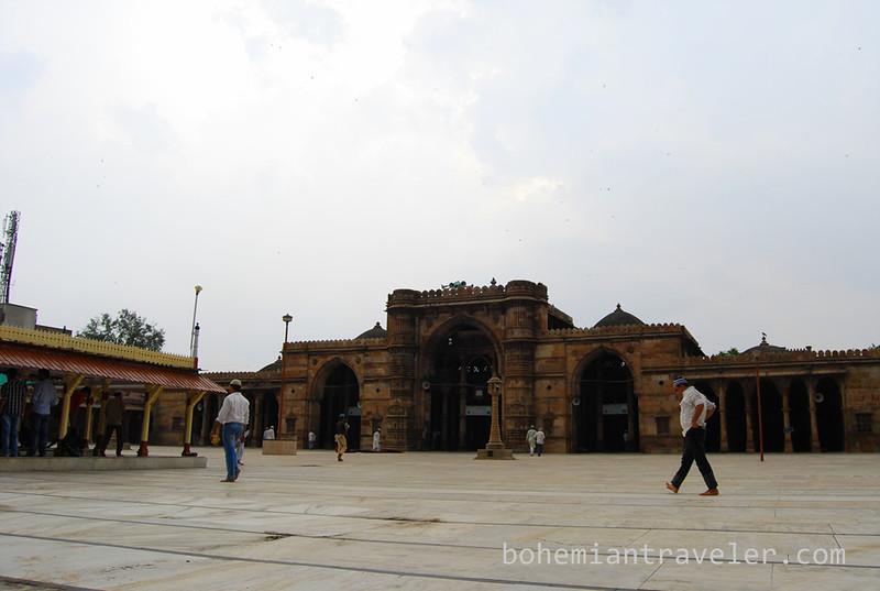 Jami Masjid Mosque (1423) Ahmeabad Gujarat India.jpg