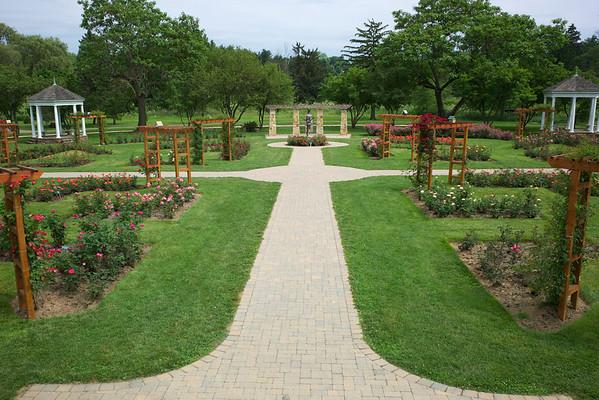 Allentown Rose Garden, PA